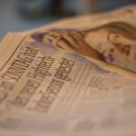 Artikel zum Flash in der Bild am Sonntag