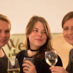 Bente, Tine und Ilka