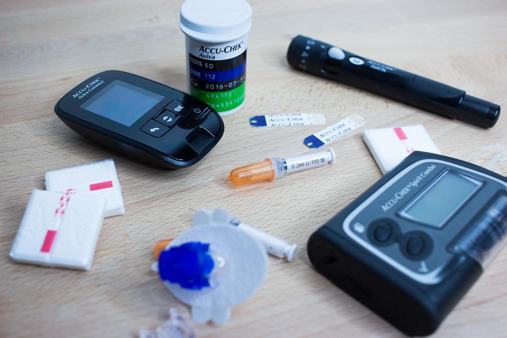 Alles, was zum Leben als Typ 1 Diabetikerin dazu gehört