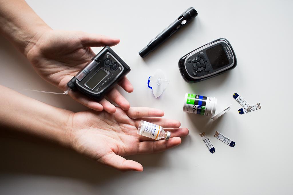 Den Diabetes für einen Tag abgeben