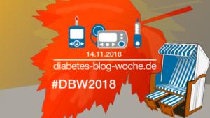 Diabetes Blog Woche 2018 - Special Edition zum Weltdiabetestag